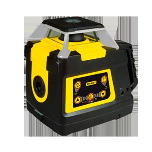 Nivell laser rotatiu