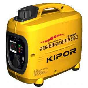 GENERADOR DIGITAL INVERTER KIPOR IG1000