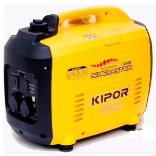 GENERADOR DIGITAL INVERTER KIPOR IG2600