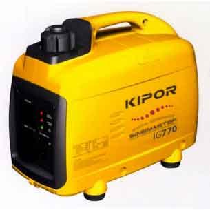 GENERADOR DIGITAL INVERTER KIPOR IG770