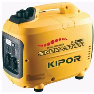 GENERADOR DIGITAL INVERTER KIPOR IG2000