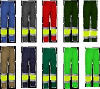 pantalons plus alta visibilitat