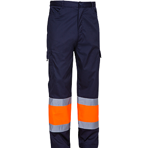 pantalones de trabajo reflectantes