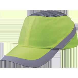 casco protección tipo gorra