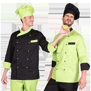 jaqueta cuiner paris