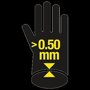 guants de protecció quimica